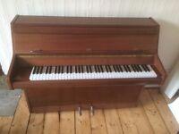 Bentley Overstrung Piano