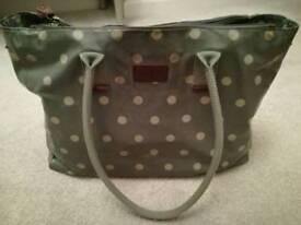 Fat Face Polka Dot Bag handbag