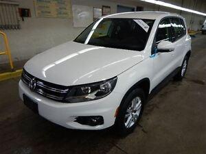 2013 Volkswagen Tiguan 2.0 TSI TRENDLINE**ONE OWNER** CERTIFIED