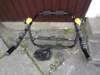 BIKE/CYCLE, RACK, IN VERY GOOD CONDITION, HOLDS UP TO 3 BIKES.