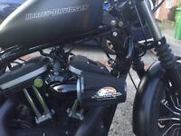 Harley-Davidson XL 883 N IRON 2010