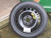 "vauxhall 16"" emergency wheel"