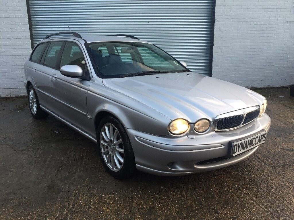 jaguar x type 2 0 diesel 5 door estate 2005 in welwyn. Black Bedroom Furniture Sets. Home Design Ideas