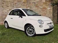 FIAT 500 1.2 POP 2010 LONG MOT £30 ROAD TAX