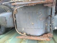 Landrover Defender seats x2
