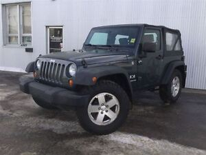 2007 Jeep Wrangler WHOLESALE UNIT