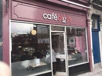 Staff Required for CaféBlush