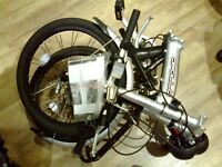 Apollo Transition Folding Bike for sale. (Brand new)
