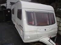 Avondale Argente 2004 5 berth with end shut off bed room