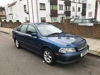 Volvo S40 1998 2.0 litre petrol with 11 months MOT