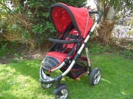 ******* KIDDIE CARE PUSH CHAIR *******