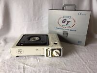 Portable Gas Stove - Boxed never used.
