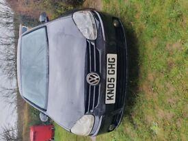 Volkswagen, GOLF, Hatchback, 2005, Other, 1984 (cc), 5 doors