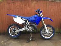 Yamaha yz 125 2006 ally frame not ktm 125 cr rm Kx 85