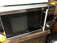 DeLonghi microwave - used 3 times!