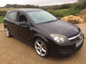 2006 Vauxhall Astra SRI Manual - £600 to clear - no dreamers