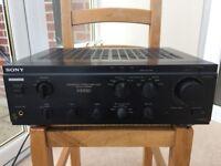 Sony Digital Amplifier 630 esD