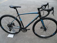 Raleigh Mustang Elite Gravel Cyclocross Bike Brand New Hydraulic Brakes 1x11 Located Bridgend Area