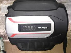 Audi s3 2015 engine cover