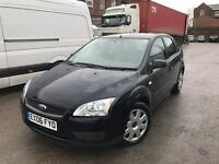 06 plate - Ford Focus diesel lx - one year mot - 83k low milleage - full service history