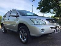 LEXUS RX400 HYBRID WITH NAVIGATION ELECTRIC SUNROOF BLUETOOTH HEATED LEATHER SEATS & LOTS MORE