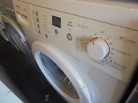 Bosch 7 kg washing machine nice n clean free delivery and connect it