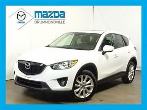 2014 Mazda CX-5 GT AWD +  CUIR + TOIT + BLUETOOTH