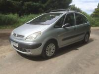 CITREON PICASSO XSARA AUTOMATIC LONG MOT DRIVES THE BEST 1.8