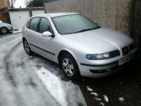 (seat leon 1.6 petrol)54 2005