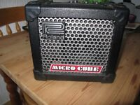 roland micro cube as new,£ 60