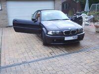 BMW 318Ci coupe, 68k, 2dr, FSH