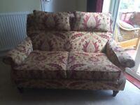 Multiyork Sofa, two Armchairs & Footstool