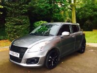Suzuki Swift 1.2 SZ4 [Nav] 5dr Automatic...SatNav,B'Tooth,Alloys...