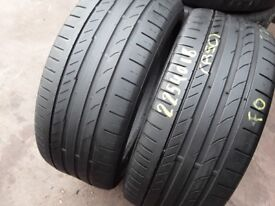 Used tyres / part worn tyres / 205/50/17 x winter sets & pairs 41 new road rm138dr