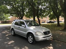 Mercedes ml 270 diesel auto 7 seater