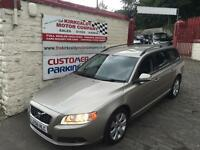 VOLVO V70 2.4D SE Geartronic Auto (gold) 2008