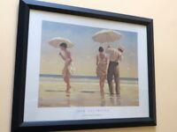 Jack Vettriano print/pictures