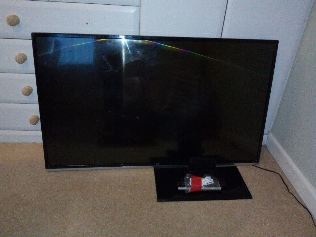 45 inch JVC Smart TV,excellent condition  | in Bognor Regis, West Sussex |  Gumtree