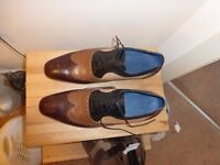 Dune Shoes as new Size 42 (4 Colour Brogues?)