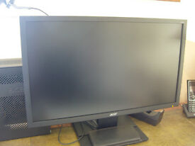 Brand New ACER V246HL bd 24 inch LED Monitor