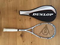 Selection of Squash Racquets and balls