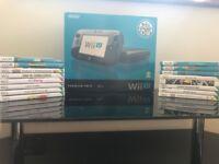 Nintendo Wii U Premium Pack 32GB + 18 Games
