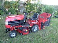 "Westwood T1600 Ride on Mower 40"" Deck, 16HP Briggs & Stratton V Twin Engine been serviced."