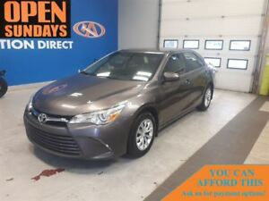 2015 Toyota Camry LE FINANCE NOW!