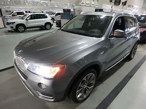 2016 BMW X3 xDrive28i - NAV, PANORAMIC SUNROOF, WARRANTY