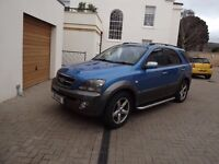 2.5L Limited edition model Kia Sorrento - 93000miles, very good condition