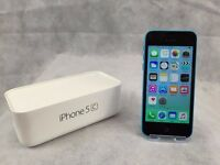APPLE IPHONE 5C - 8GB STORAGE - FACTORY UNLOCKED