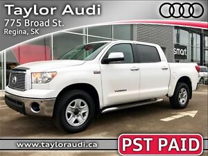 2013 Toyota Tundra PLATINUM 5.7L, PST PAID, NO ACCIDENTS, STONEG