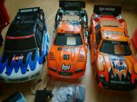 Hobbyist RC Project, HPI Firestorm