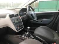2008 (May 08) FIAT GRANDE PUNTO 1.2 ACTIVE - Hatch 5 Doors - Petrol - Manual - BLUE *MOT/SH/CHEAP/PX
